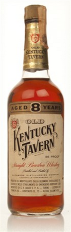 Old Kentucky Tavern Whiskey 80@